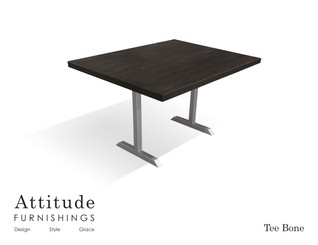 Tee Bone Dining Table 1