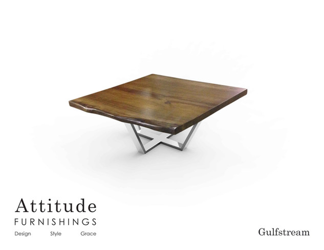 Gulfstream Live Edge Coffee Table 3