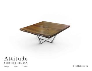 Gulfstream Live Edge Coffee Table 3