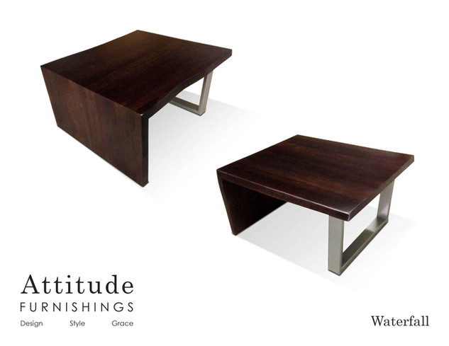 Waterfall Coffee Table 1