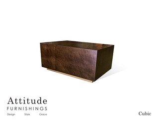 Cubic Coffee Table