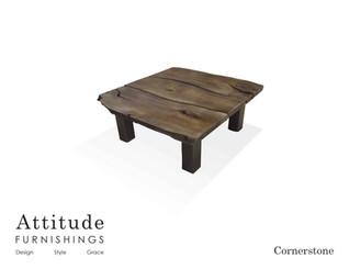 Cornerstone Live Edge Coffee Table