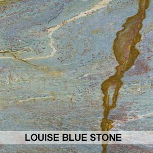 Lousie Blue Stone