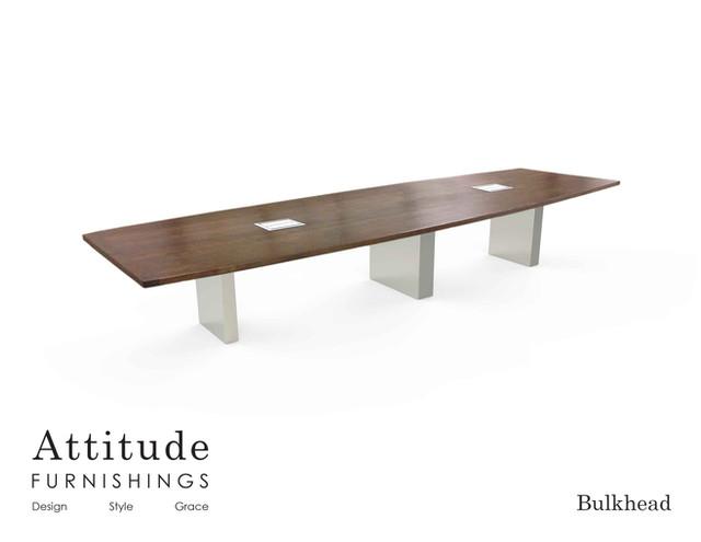 Bulkhead Conference Table 3
