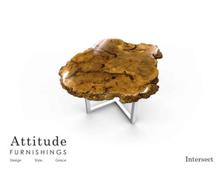Intersect Live Edge Coffee Table 1