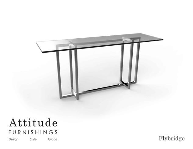 Flybridge Console Table 1