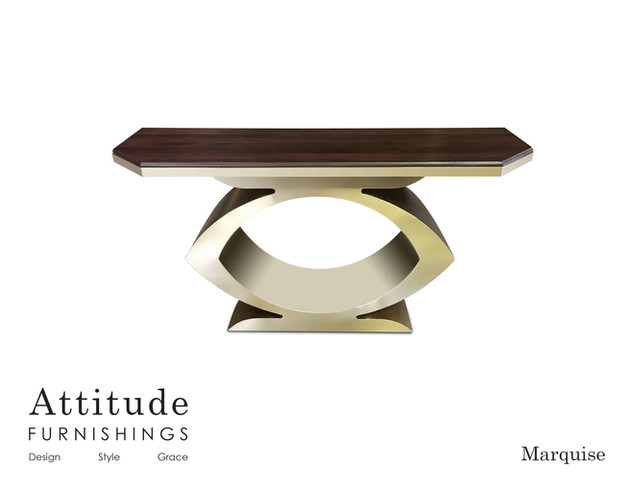 Marquise Console Table