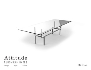 Hi Rise Dining Table 1
