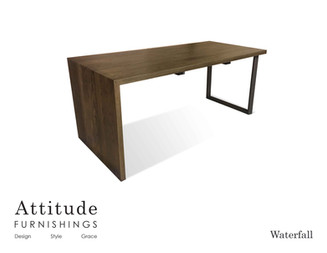 Waterfall Communal Table