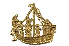 ARCHBISHOP OF PORTSMOUTH ST THOMAS AWARD PIN