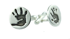 CAPTURE A HANDPRINT IN SILVER. WE LEAVE OUR PRINTS ALL OVER THE WORLD, CAPTURE ONE FOREVER.