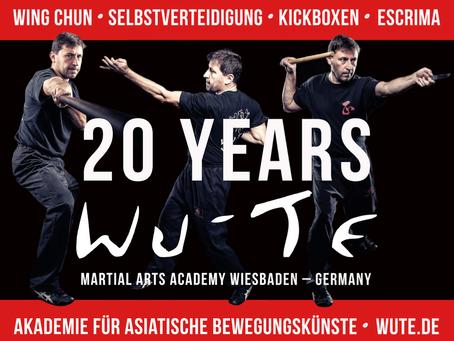 20 Years Wu-Te Academy Germany