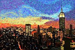 Master Painting-Van Gogh