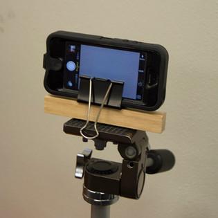 CellPhone Tripod Adaptor