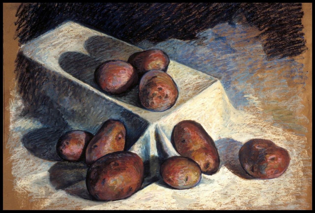 Potato Still-Life