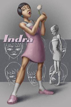 Indra Presentation Drawing