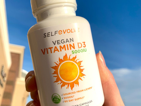Vitamin D & Me: Why This Vitamin Should Take Residence in Your Medicine Cabinet