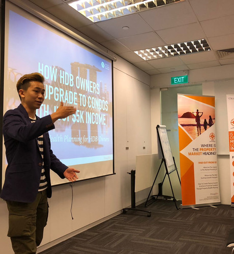 Benny Poh Top Property Agent