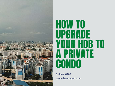 How to upgrade your HDB to a Private Condo