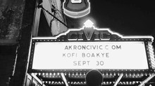 16 Year Old Kofi Boakye Made History In Akron, OH...