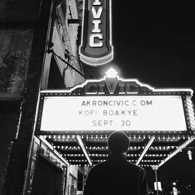 16 Year Old Kofi Boakye Made History In Akron, OH...
