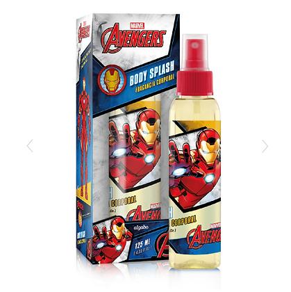 Colonia Iron Man 125ml Algabo art 4232002