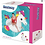 Thumbnail: Unicornio Kuwaii grande inflable 224x164cm Bestway art 41113