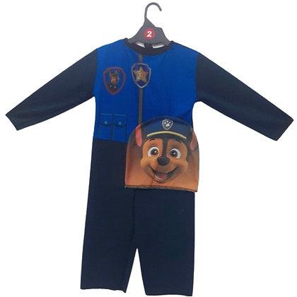 Disfraz de tela Paw Patrol