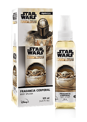 Fragancia corporal Star Wars 125ml Algabo 4032122