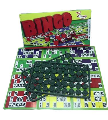 Juego de Bingo oferta Dubimax