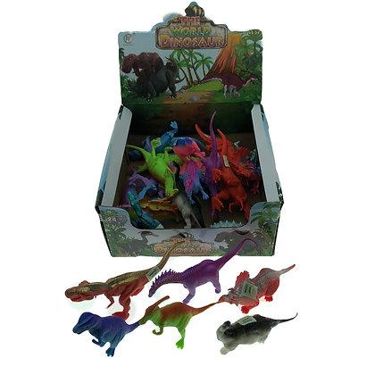 Dinosaurio mediano 18cm Athand