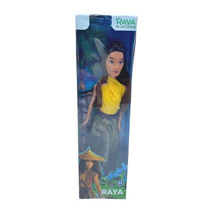 Muñeca Raya 32cm articulada TR JU-4088