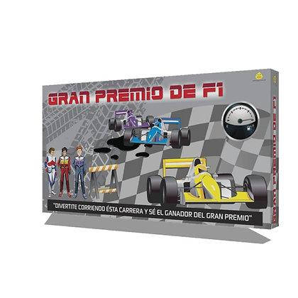 Juego de autos - Formula 1