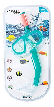 Set snorkel fun bestway 24018