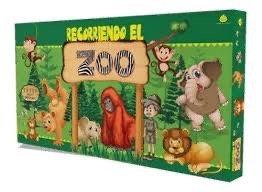 Juego de recorrido Zoo  Yuyu