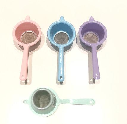 Colador con malla plástica 6,5 cm Deses Plast