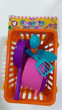 Kit canasta Cocina Irv Toys art 224