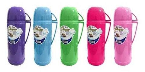 termo olimpico 1 litro color pastel