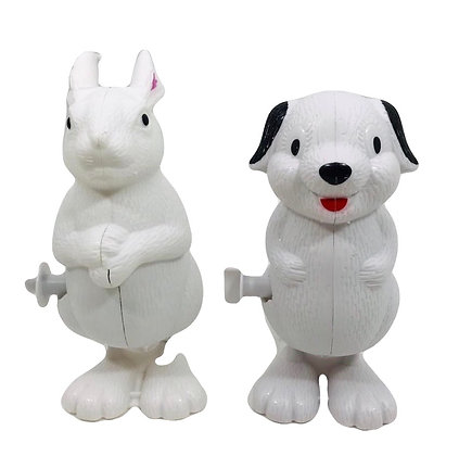 Conejo o perro saltarín a cuerda Athand art 2011