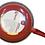 Thumbnail: Sarten doble ceramica antiadherente 22cm Carol