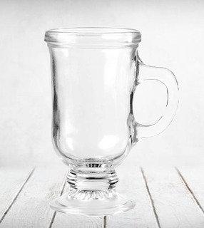 Jarro de vidrio café flint 120 cc Rigolleau