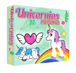 Juego de Memoria Unicornio YUYU