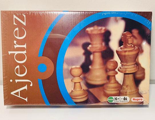 Juego de ajedrez Nupro