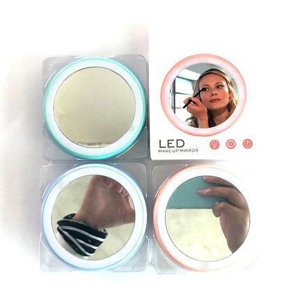 Espejo con luz led de cartera TR EL-2969