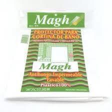 Protector para cortina de baño Magh 011