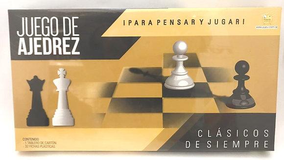 Juego de Ajedrez Premium YUYU