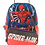 "Thumbnail: Mochila Spider Man con carro 16"" original Wabro art 87003"