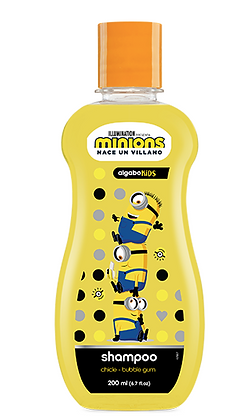 Shampoo Minions 200ml Algabo art 4743002