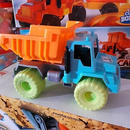 Camión volcador Duravit mediano 30x20x23cm art 201