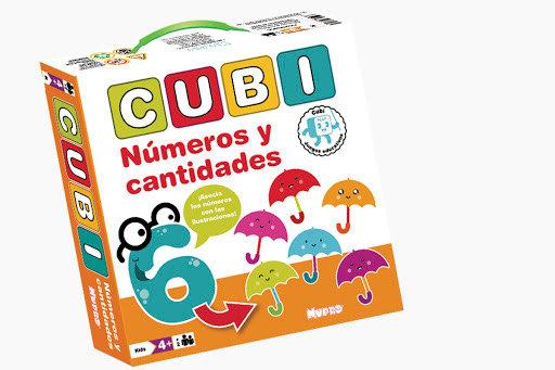 Cubi numeros y cantidades Nupro art 1404